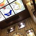 2013 香港尖東查理布朗咖啡廳 (8)