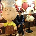 2013 香港尖東查理布朗咖啡廳 (14)