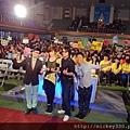 2013 5 10金牌麥克風在彰化建國科大 (2)