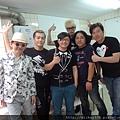 2013 5 19微色客思聯展開幕記者會 (1)
