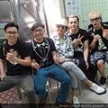 2013 5 19微色客思聯展開幕記者會 (2)