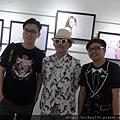 2013 5 19微色客思聯展開幕記者會 (3)