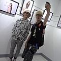 2013 5 19微色客思聯展開幕記者會 (4)