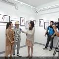 2013 5 19微色客思聯展開幕記者會 (30)