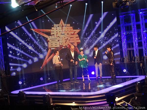 2013 5 18我要當歌手首錄記者會 (5)