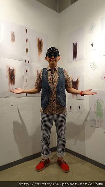 2013 7 30~8 4人像攝影專科在澀谷 ~我的作品是人魚系列 (12)