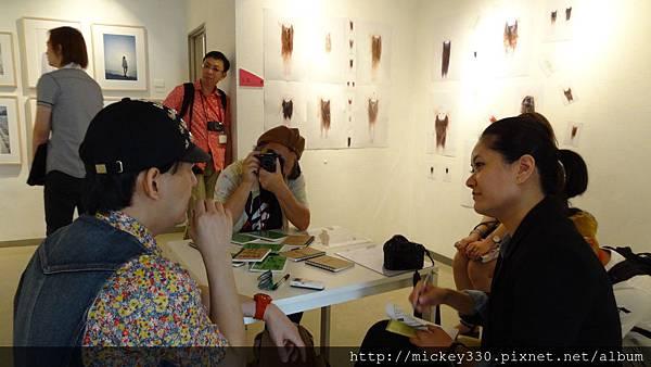 2013 7 30~8 4人像攝影專科在澀谷 ~我的作品是人魚系列 (15)