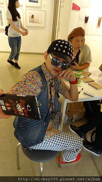 2013 7 30~8 4人像攝影專科在澀谷 ~我的作品是人魚系列 (16)