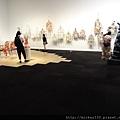 2013 7 31 森美術館love聯展~只有部份展品可拍~與樓下販店旁新銳藝術家小聯展 (18)