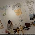 2013 7 31 森美術館love聯展~只有部份展品可拍~與樓下販店旁新銳藝術家小聯展 (31)