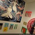 2013 7 31 森美術館love聯展~只有部份展品可拍~與樓下販店旁新銳藝術家小聯展 (35)