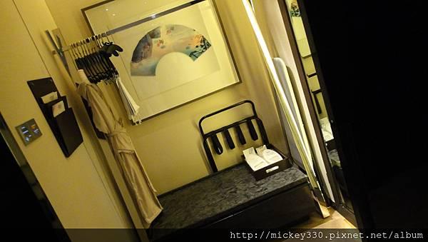 w hotel廣州 房內  (5)