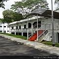 2013 新加坡 GILLMAN BARRACKS藝術特區 ~空間與建築 (2)