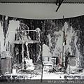 2013 新加坡 GILLMAN BARRACKS藝術特區 藝廊一 (10)