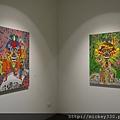 2013 新加坡 GILLMAN BARRACKS藝術特區 藝廊八 (10)