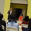 2013 1115高美館~動漫美學雙年展開幕記者會 (3)