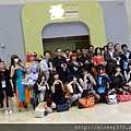 2013 1115高美館~動漫美學雙年展開幕記者會 (5)