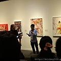 2013 1115高美館~動漫美學雙年展開幕記者會 (11)