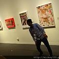 2013 1115高美館~動漫美學雙年展開幕記者會 (12)
