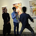 2013 1115高美館~動漫美學雙年展開幕記者會 (18)
