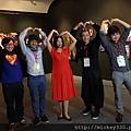 2013 1115高美館~動漫美學雙年展開幕記者會 (29)