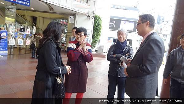 2014 3 10夏米雅記者會與rootote公益活動 (14)