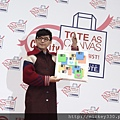 2014 3 10夏米雅記者會與rootote公益活動 (39)