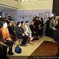 2014 4 2  ART REVOLUTION展前記者會之藝出慈悲義賣預展 (1)