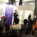 2014 4 2  ART REVOLUTION展前記者會之藝出慈悲義賣預展 (3)