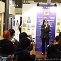 2014 4 2  ART REVOLUTION展前記者會之藝出慈悲義賣預展 (4)