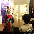 2014 4 2  ART REVOLUTION展前記者會之藝出慈悲義賣預展 (8)