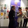 2014 4 2  ART REVOLUTION展前記者會之藝出慈悲義賣預展 (10)