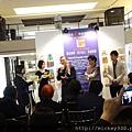 2014 4 2  ART REVOLUTION展前記者會之藝出慈悲義賣預展 (13)