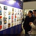 2014 4 2  ART REVOLUTION展前記者會之藝出慈悲義賣預展 (16)