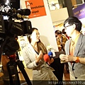 2014 4 2  ART REVOLUTION展前記者會之藝出慈悲義賣預展 (20)