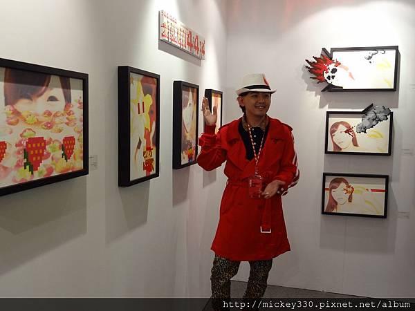2012 3 21 art revolution人潮洶湧的VIP之夜 (11)