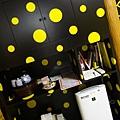 2014 4 14台北松山飛東京羽田再轉國內線到日本松山機場~抵達寶莊HOTELX草間彌生藝術企畫房並逛道莊溫泉街與買愛媛名產  (45)