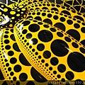 2014 4 14台北松山飛東京羽田再轉國內線到日本松山機場~抵達寶莊HOTELX草間彌生藝術企畫房並逛道莊溫泉街與買愛媛名產  (64)
