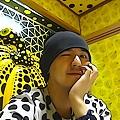 2014 4 14台北松山飛東京羽田再轉國內線到日本松山機場~抵達寶莊HOTELX草間彌生藝術企畫房並逛道莊溫泉街與買愛媛名產  (67)