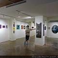 2014 6 13起~黎畫廊聯展~感謝科偉藝術家~參展~也幫忙幕後工作 (5)