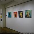 2014 6 13起~黎畫廊聯展~感謝科偉藝術家~參展~也幫忙幕後工作 (10)