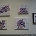 2014 6 13起~黎畫廊聯展~感謝科偉藝術家~參展~也幫忙幕後工作 (17)