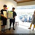 2014 6 14 黎畫廊 x 黃子佼 流水波光聯展開幕 (8)