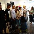 2014 6 14 黎畫廊 x 黃子佼 流水波光聯展開幕 (14)