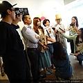 2014 6 14 黎畫廊 x 黃子佼 流水波光聯展開幕 (16)