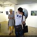 2014 6 14 黎畫廊 x 黃子佼 流水波光聯展開幕 (33)
