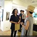 2014 6 14 黎畫廊 x 黃子佼 流水波光聯展開幕 (34)