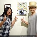 2014 6 14 黎畫廊 x 黃子佼 流水波光聯展開幕 (38)