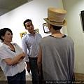 2014 6 14 黎畫廊 x 黃子佼 流水波光聯展開幕 (47)