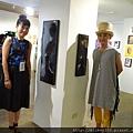 2014 6 14 黎畫廊 x 黃子佼 流水波光聯展開幕 參展藝術家   丘于真
